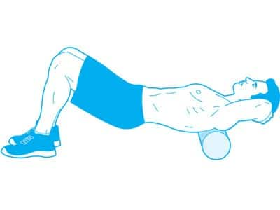 Upper Back Foam Roller Exercises - Revive Physiotherapies and Pilates