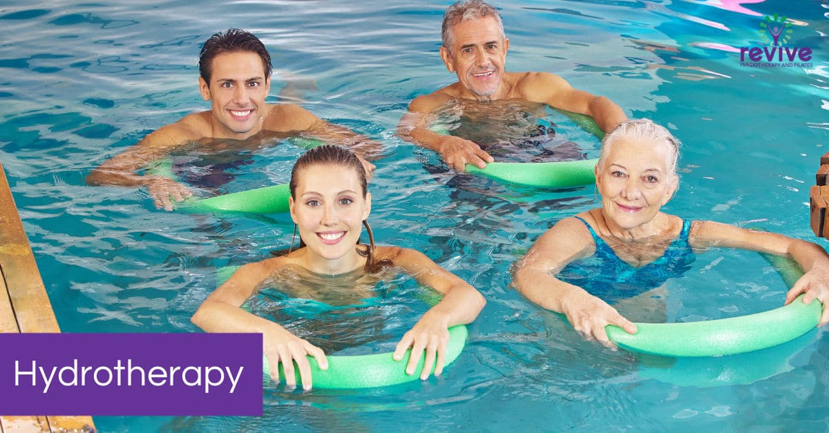Hydrotherapy - Revive Physiotherapy and Pilates